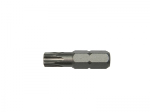 STAR INSERT BITS FOR TORX® SCREWS