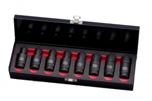 "8PC 1/2""Dr. IMPACT UNIVERSAL SOCKET SET"