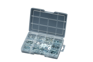 285PC BOLT, NUT & WASHER ASSORTMENT