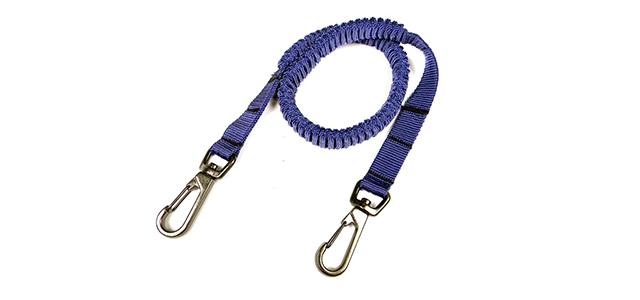 ELASTIC SAFETY ROPE