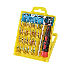 30 IN 1 PRECISION SCREWDRIVER SET