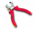 21000V AC INSULATED PLIERS-VDE TESTED AND GS APPROVAL