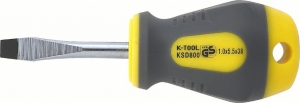 SLOTTED SCREWDRIVERS STUBBY