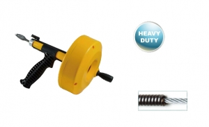 DRUM AUGER-HEAVY DUTY