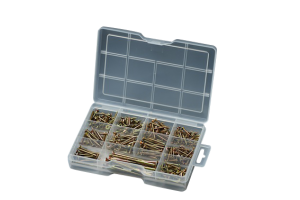 370PC CHIPBOARD SCREW ASSORTMENT