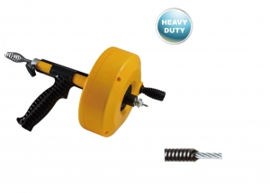 POWER DRUM AUGER-HEAVY DUTY