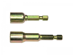 "1/4"" HEX DRIVE MAGNETIC NUT SETTER-6 POINT/ LOBULAR TYPE"